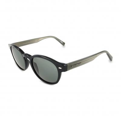 Ochelari de soare Ermenegildo Zegna EZ0029 Negru