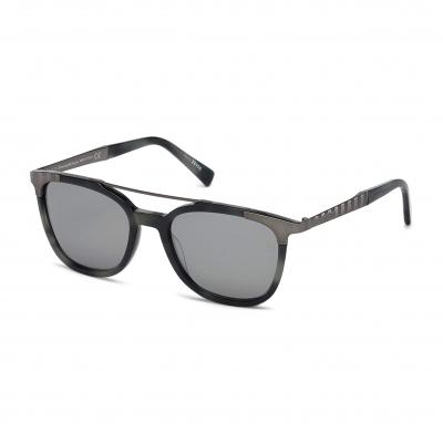 Ochelari de soare Ermenegildo Zegna EZ0073 Gri