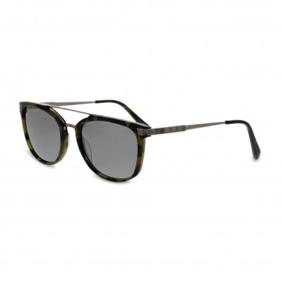 Ochelari de soare Ermenegildo Zegna EZ0078 Maro