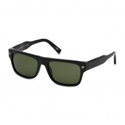 Ochelari de soare Ermenegildo Zegna EZ0088 Negru