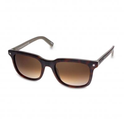 Ochelari de soare Ermenegildo Zegna EZ0090 Maro