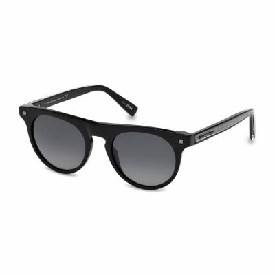 Ochelari de soare Ermenegildo Zegna EZ0095 Negru