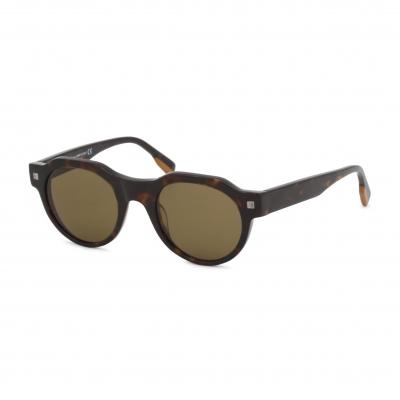 Ochelari de soare Ermenegildo Zegna EZ0102 Maro