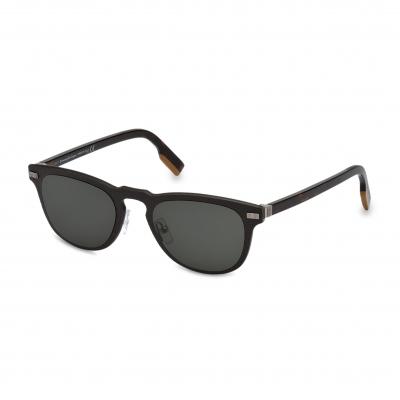 Ochelari de soare Ermenegildo Zegna EZ0106 Gri