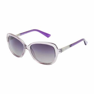 Ochelari de soare Guess GU7455 Roz