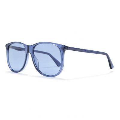 Ochelari de soare Gucci GG0263S-30002356 Albastru