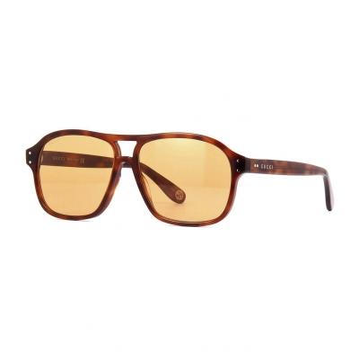 Ochelari de soare Gucci GG0475S-30006445 Maro