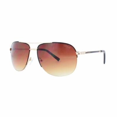 Ochelari de soare Guess GF0164 Portocaliu