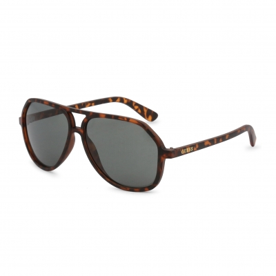 Ochelari de soare Guess GF0217 Maro