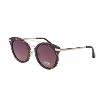 Ochelari de soare Guess GF6046 Maro