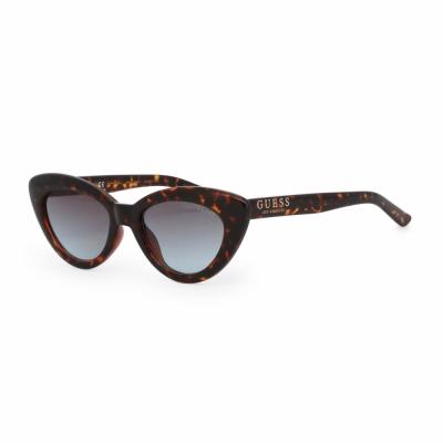 Ochelari de soare Guess GF6087 Maro