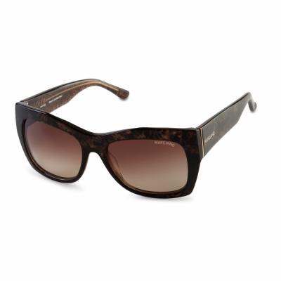 Ochelari de soare Guess GM0715 Maro