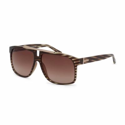 Ochelari de soare Guess GU6740 Maro