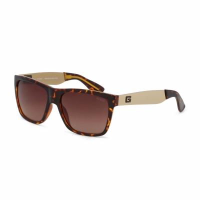 Ochelari de soare Guess GU6832 Maro