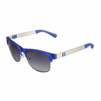 Ochelari de soare Guess GU6859 Albastru
