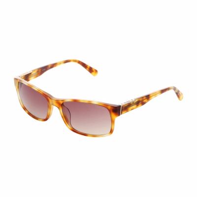 Ochelari de soare Guess GU6865 Maro
