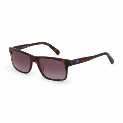 Ochelari de soare Guess GU6886 Maro