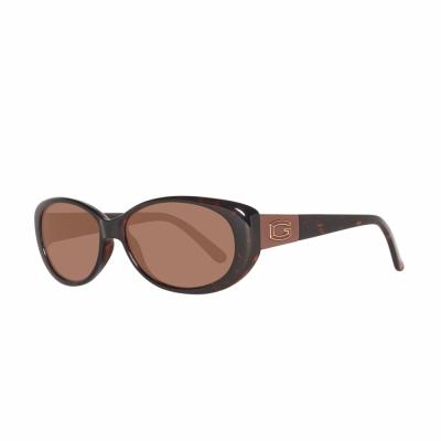 Ochelari de soare Guess GU7261 Maro