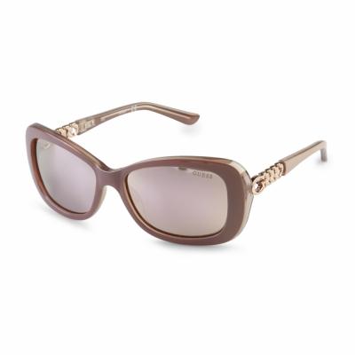 Ochelari de soare Guess GU7453 Roz