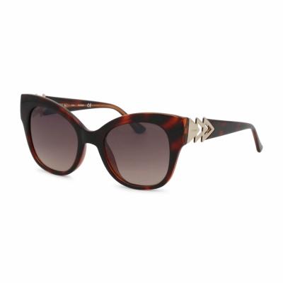 Ochelari de soare Guess GU7596 Maro