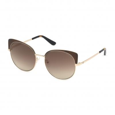 Ochelari de soare Guess GU7599 Maro