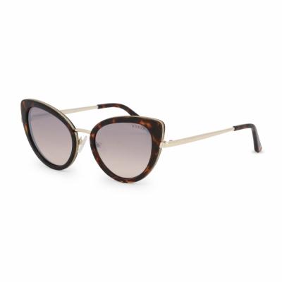 Ochelari de soare Guess GU7603 Maro