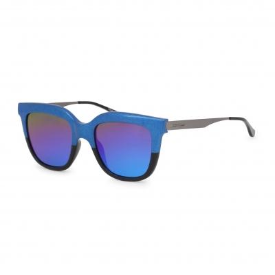 Ochelari de soare Italia Independent 0806 Albastru