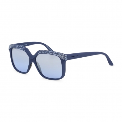 Ochelari de soare Italia Independent 0919CR Albastru