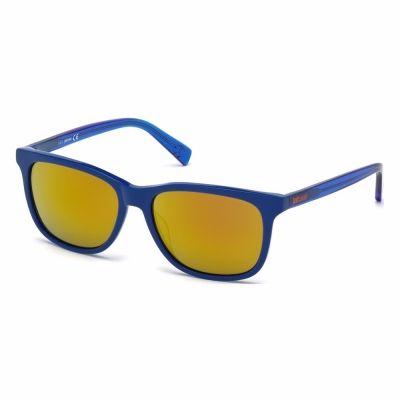 Ochelari de soare Just Cavalli JC671S Albastru