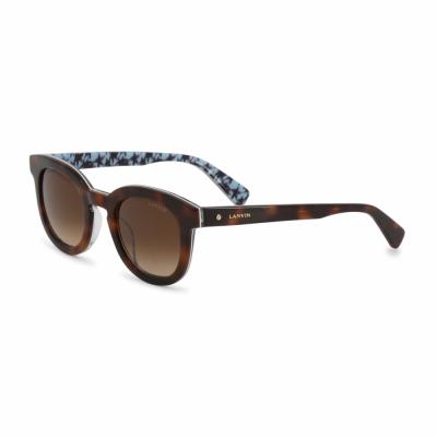 Ochelari de soare Lanvin SLN722V Maro