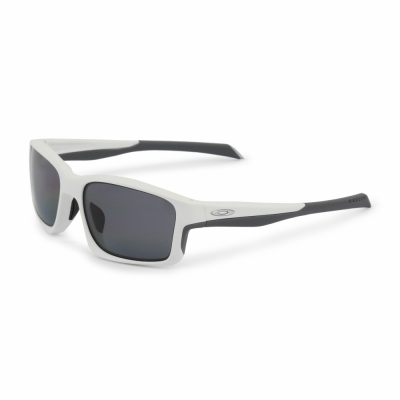 Ochelari de soare Oakley CHAINLINK_0OO9247 Alb