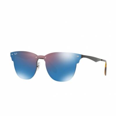 Ochelari de soare Ray-ban RB3576N-41 Albastru