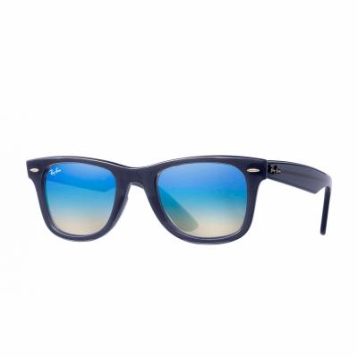 Ochelari de soare Ray-ban RB4340-50 Albastru