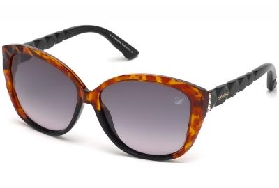 Ochelari de soare Swarovski SK0058_60 Maro