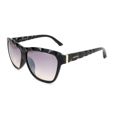 Ochelari de soare Swarovski SK0079-F Negru