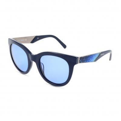 Ochelari de soare Swarovski SK0126 Albastru
