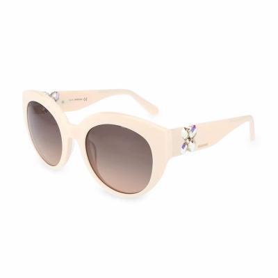Ochelari de soare Swarovski SK0140 Alb