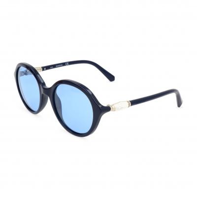 Ochelari de soare Swarovski SK0228 Albastru
