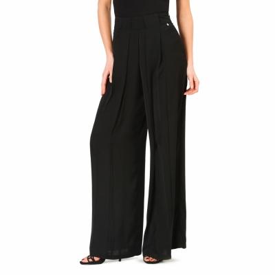 Pantaloni Annarita N 162 Negru
