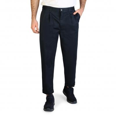 Pantaloni Armani Exchange 3ZZP06_ZNBZZ Albastru