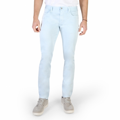 Pantaloni Armani Jeans 3Y6J06_6NEDZ Albastru