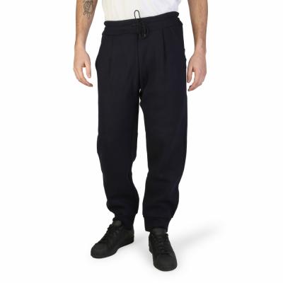 Pantaloni Emporio Armani 6X1P51_1JN1Z Albastru