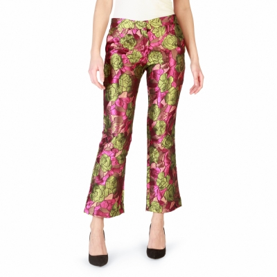 Pantaloni Fruscio P72GOVY Verde