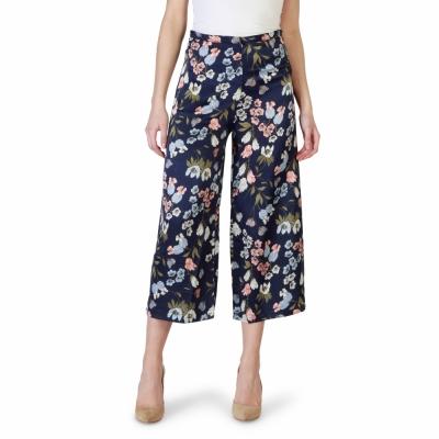Pantaloni Fruscio Q520OPY Albastru