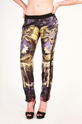 Pantaloni Philipp Plein FW14CW520480 Negru