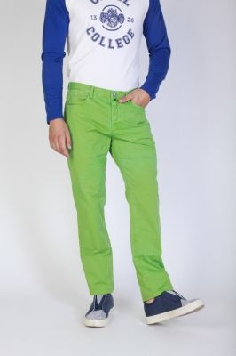 Pantaloni Jaggy J1883T812-1M Verde