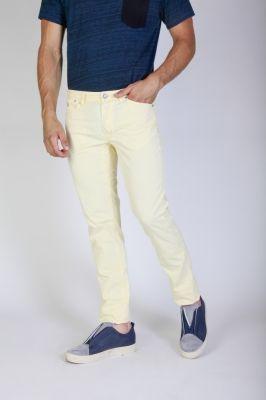 Pantaloni Jaggy J1883T812-Q1 Galben