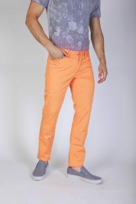 Pantaloni Jaggy J1883T812-Q1 Portocaliu