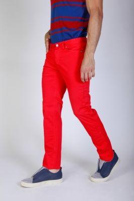 Pantaloni Jaggy J1883T812-Q1 Rosu