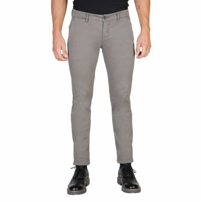 Pantaloni Oxford University OXFORD_PANT-REGULAR Gri